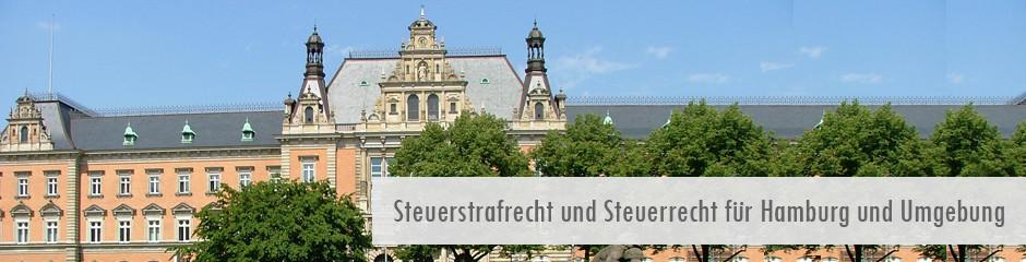 Steuersteit Hamburg